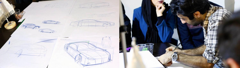 انجمن علمی طراحی صنعتی دانشگاه آزاد، کارگاه طراحی خودرو